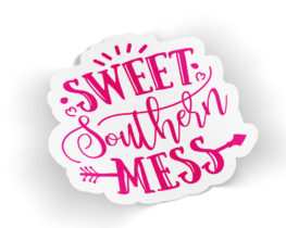 sweetsouthernmesssticker