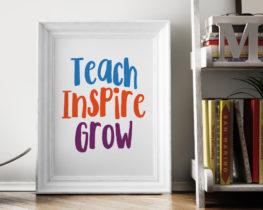teachinspiregrowprint
