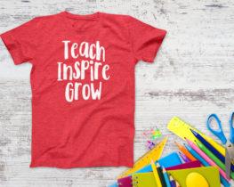 teachinspiregrowtee