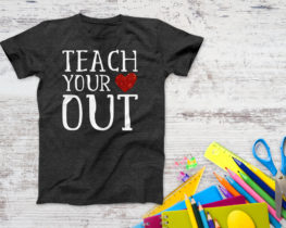 teachyourheartouttee