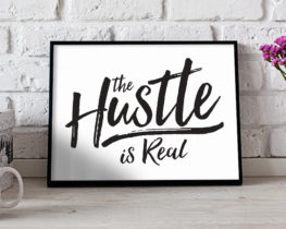 thehustleisreal