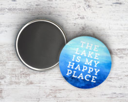 thelakeismyhappyplacemagnet