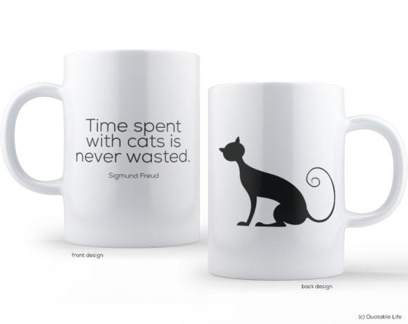 timespentwithcatsmug