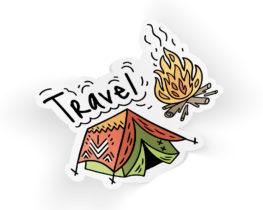 travelsticker