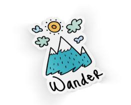 wandersticker