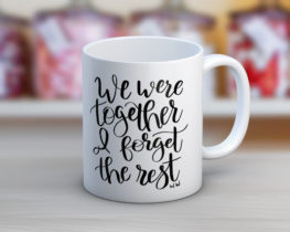 weweretogethermug