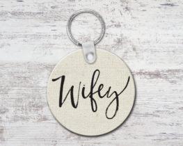 wifeykeychain