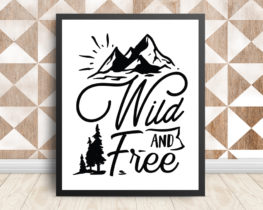 wildandfreeprint
